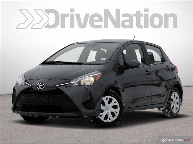 2018 Toyota Yaris LE (Stk: A3136) in Saskatoon - Image 1 of 27