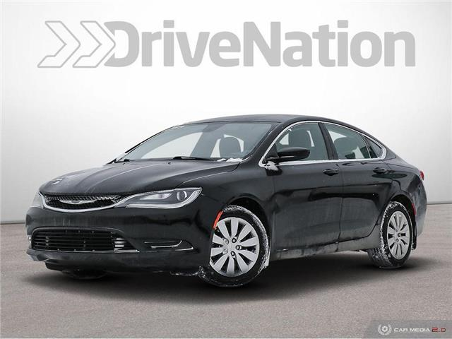 2016 Chrysler 200 LX (Stk: A3125) in Saskatoon - Image 1 of 24