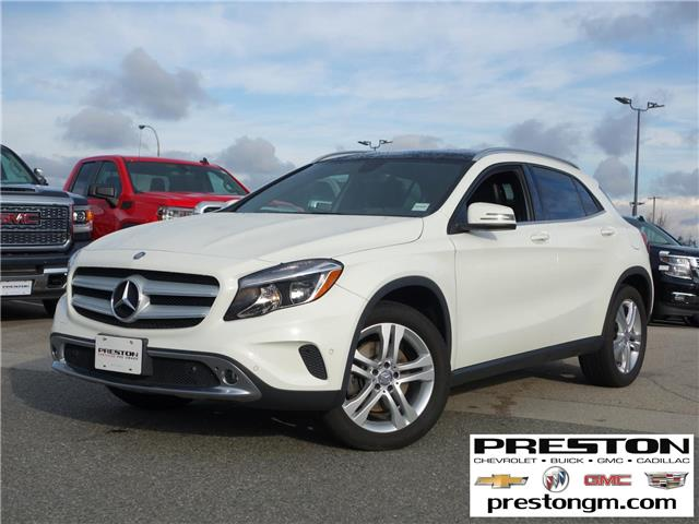 2015 Mercedes-Benz GLA-Class Base (Stk: X28861) in Langley City - Image 1 of 28