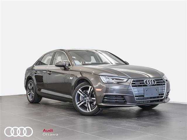 2017 Audi A4 2.0T Technik (Stk: PA566) in Ottawa - Image 1 of 19