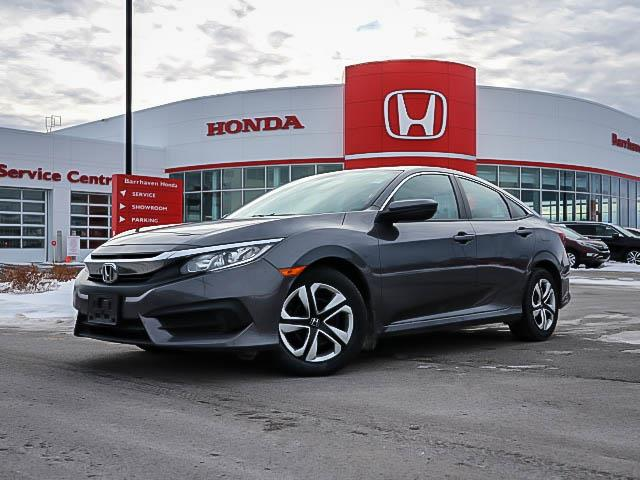 2017 Honda Civic LX (Stk: B0468) in Ottawa - Image 1 of 26