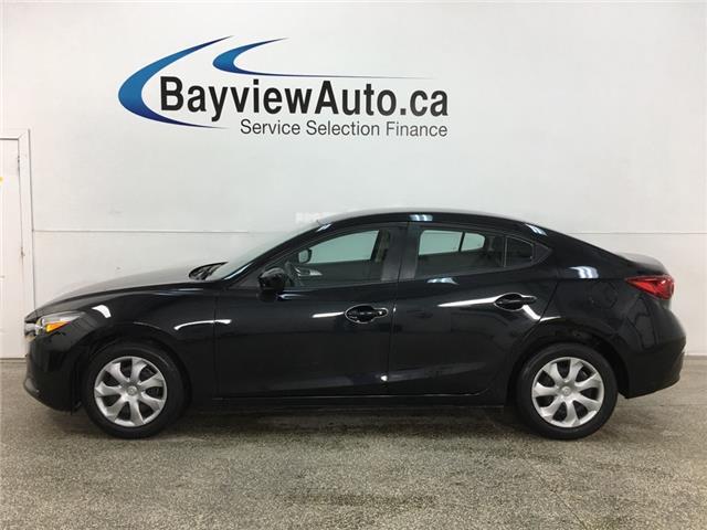 2017 Mazda Mazda3 GX (Stk: 36238J) in Belleville - Image 1 of 23