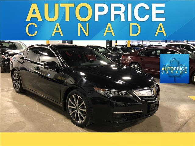 2016 Acura TLX Tech (Stk: W0824) in Mississauga - Image 1 of 24