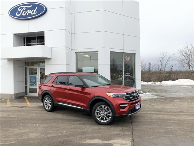 2020 Ford Explorer XLT (Stk: 2055) in Smiths Falls - Image 1 of 1