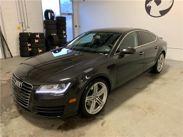 2014 Audi A7 TDI Progressiv (Stk: 1241) in Halifax - Image 1 of 16