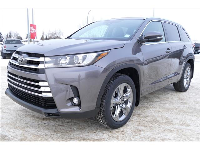 2019 Toyota Highlander Limited (Stk: HIK225) in Lloydminster - Image 1 of 19