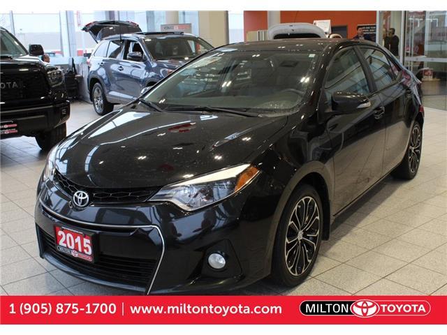 2015 Toyota Corolla S (Stk: 428646) in Milton - Image 1 of 35