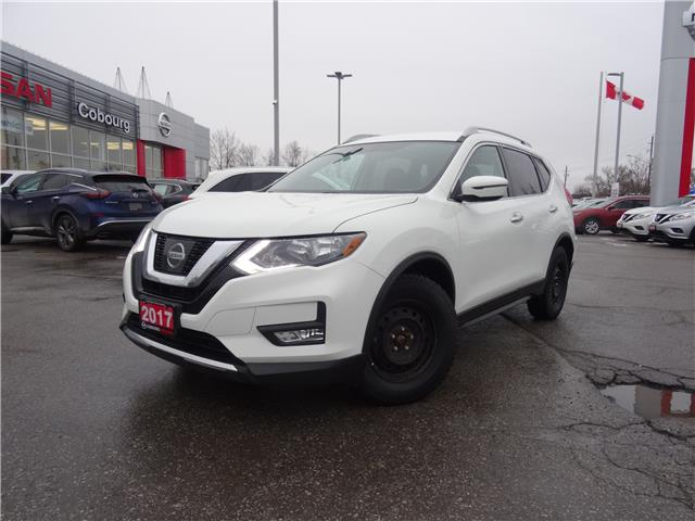 2017 Nissan Rogue SV 5N1AT2MT3HC854479 CGN140364PA in Cobourg