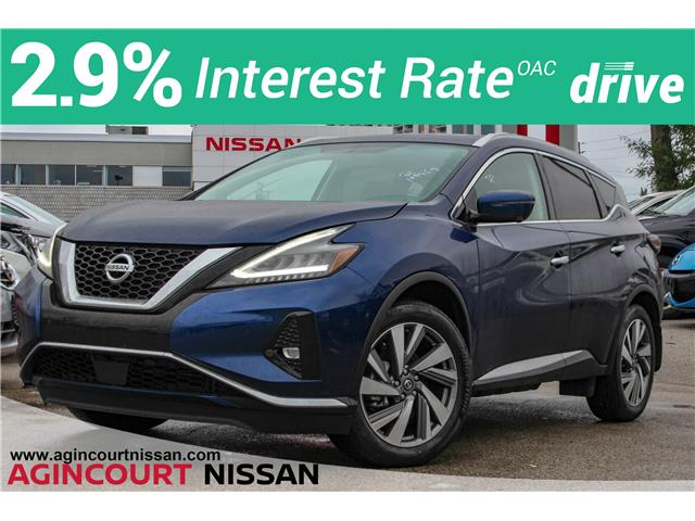 2019 Nissan Murano SL (Stk: U12722) in Scarborough - Image 1 of 30
