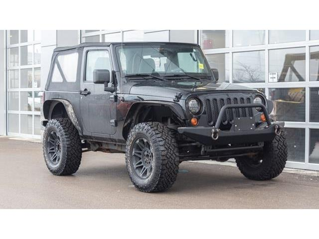 2012 Jeep Wrangler Sport (Stk: 43354BU) in Innisfil - Image 1 of 10