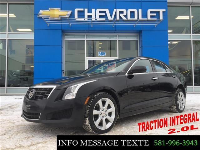 2014 Cadillac ATS 2.0L Turbo (Stk: X8146) in Ste-Marie - Image 1 of 23