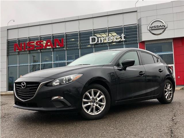 2015 Mazda Mazda3 GS | NO ACCIDENTS | CERTIFIED (Stk: N4220A) in Mississauga - Image 1 of 17