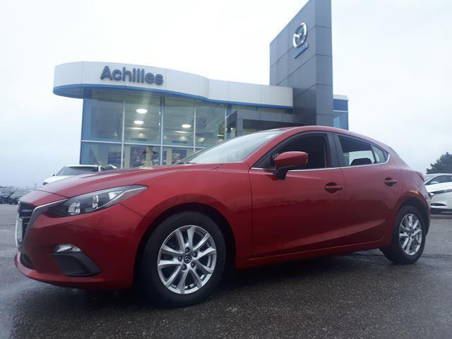 2016 Mazda Mazda3 Sport GS (Stk: P5958) in Milton - Image 1 of 12