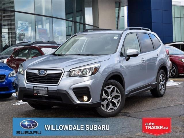 2019 Subaru Forester 2.5i Convenience (Stk: 19D40) in Toronto - Image 1 of 27