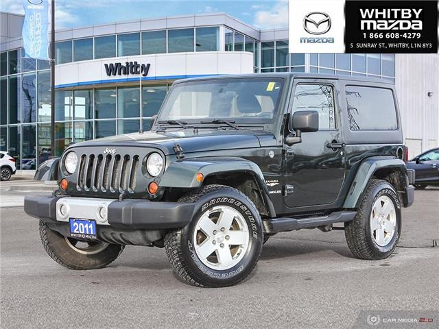 2011 Jeep Wrangler Sahara (Stk: 190776B) in Whitby - Image 1 of 27