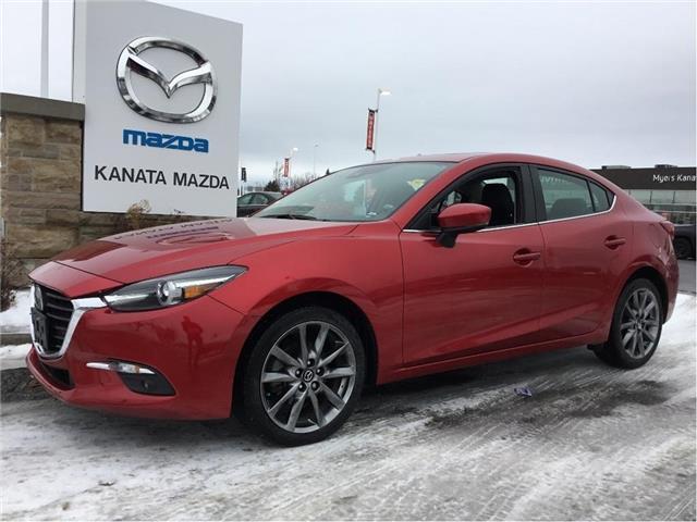 2018 Mazda Mazda3 GT (Stk: m947) in Ottawa - Image 1 of 24