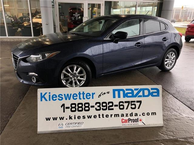 2016 Mazda Mazda3 Sport GS (Stk: U3902) in Kitchener - Image 1 of 30