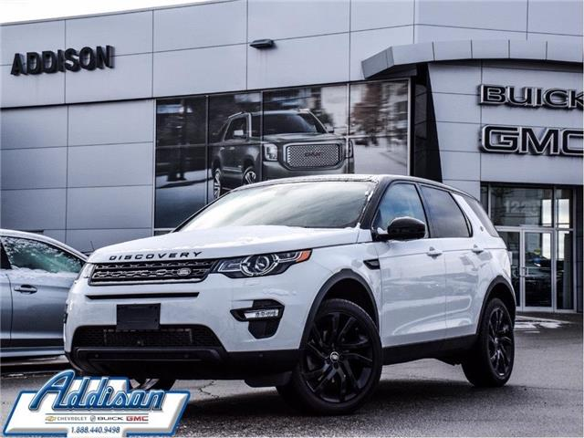 2016 Land Rover Discovery Sport HSE (Stk: U601834) in Mississauga - Image 1 of 26