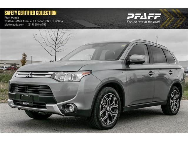 2015 Mitsubishi Outlander GT (Stk: LM9284B) in London - Image 1 of 22