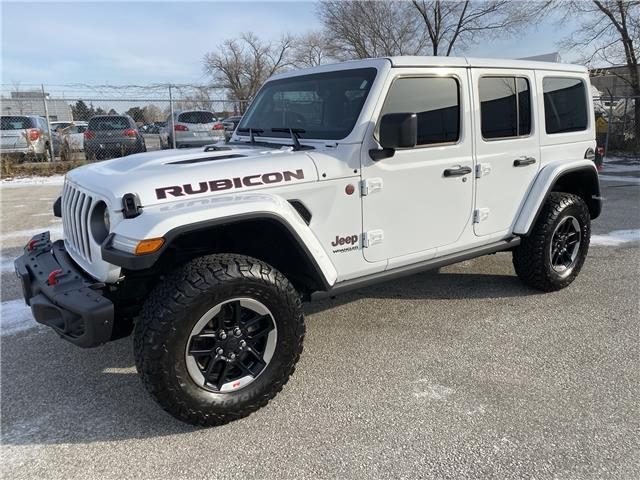 2019 Jeep Wrangler Unlimited Rubicon (Stk: 36013A) in Oakville - Image 1 of 21