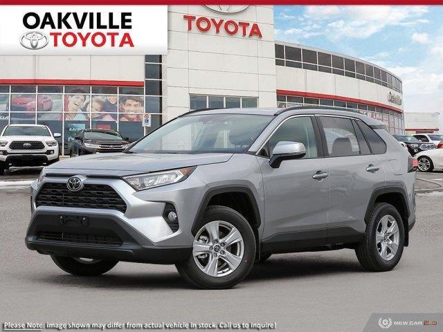 2020 Toyota RAV4 XLE (Stk: 20377) in Oakville - Image 1 of 23