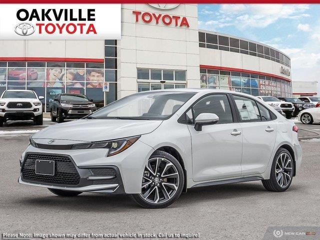2020 Toyota Corolla XSE (Stk: 20195) in Oakville - Image 1 of 21