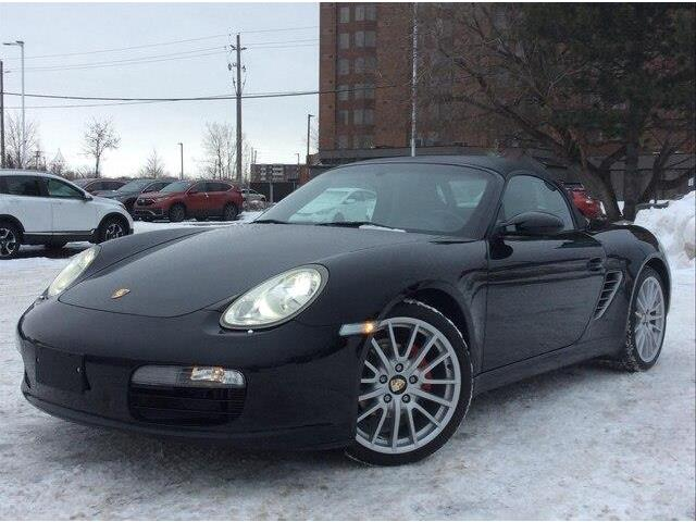 2006 Porsche Boxster Base (Stk: 13029AA) in Gloucester - Image 1 of 20