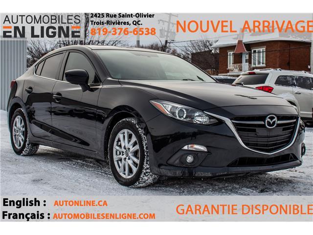2014 Mazda Mazda3 GS-SKY (Stk: 115568) in Trois Rivieres - Image 1 of 26