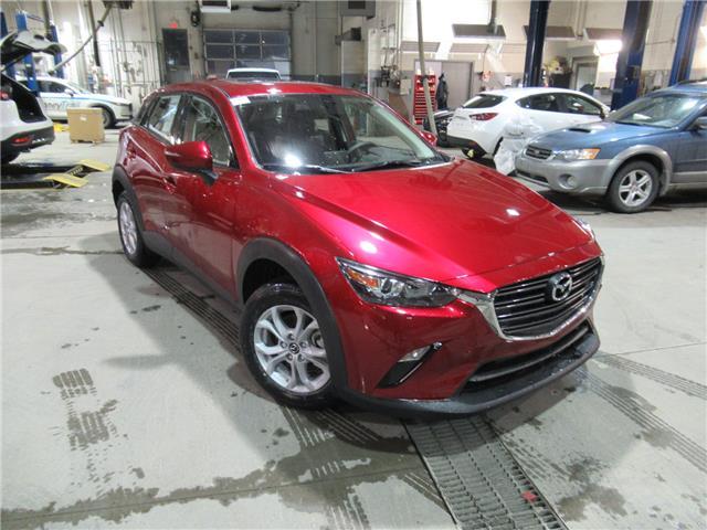 2020 Mazda CX-3 GS (Stk: M2509) in Calgary - Image 1 of 2