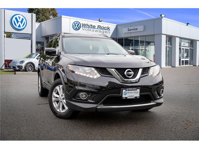 2016 Nissan Rogue SV (Stk: VW1045) in Vancouver - Image 1 of 22