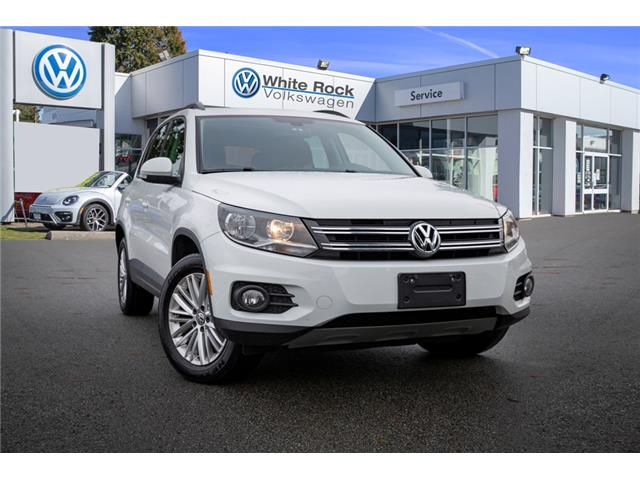 2016 Volkswagen Tiguan Special Edition (Stk: VW1046) in Vancouver - Image 1 of 23