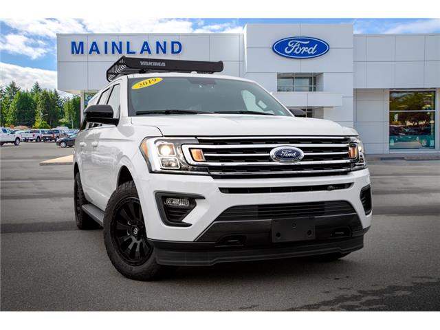 2019 Ford Expedition Max SSV (Stk: 9EX3777) in Vancouver - Image 1 of 11