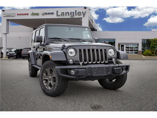 2018 Jeep Wrangler JK Unlimited  (Stk: LC0135) in Surrey - Image 1 of 21