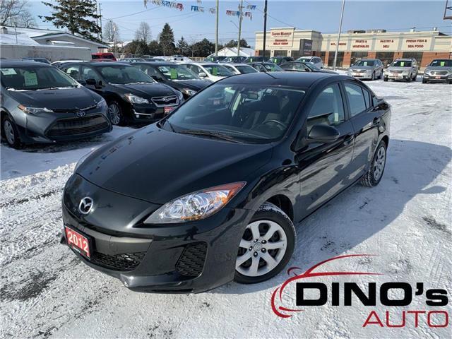 2012 Mazda Mazda3 GX (Stk: 566512) in Orleans - Image 1 of 22