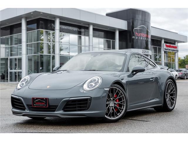 2017 Porsche 911  (Stk: 20HMS033) in Mississauga - Image 1 of 21