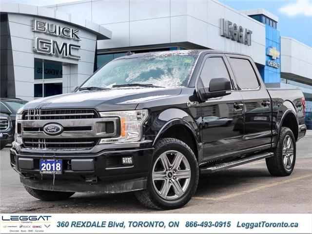 2018 Ford F-150 XLT (Stk: T11644A) in Etobicoke - Image 1 of 21