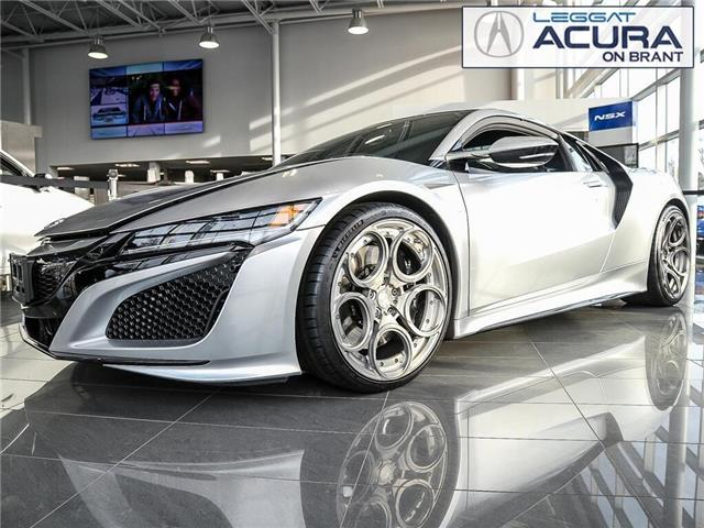 2019 Acura NSX COUPE | 573HP | (Stk: 4178) in Burlington - Image 1 of 25
