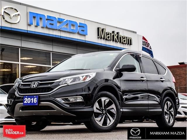 2016 Honda CR-V Touring (Stk: H190871A) in Markham - Image 1 of 30