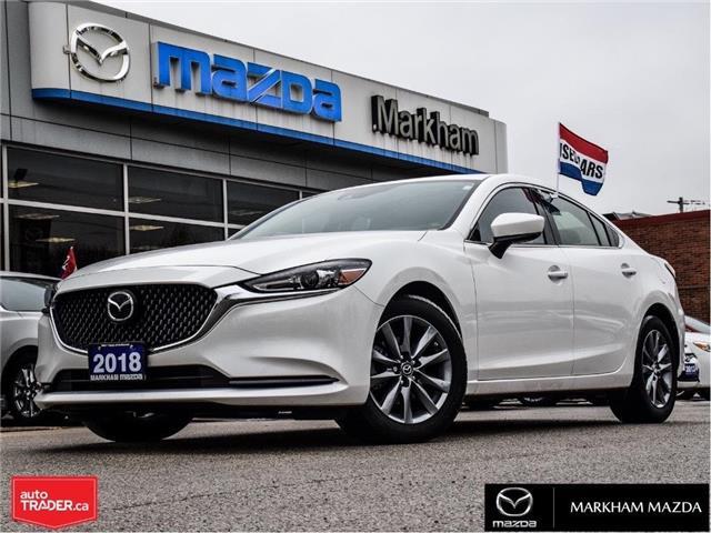 2018 Mazda MAZDA6  (Stk: G180573A) in Markham - Image 1 of 28