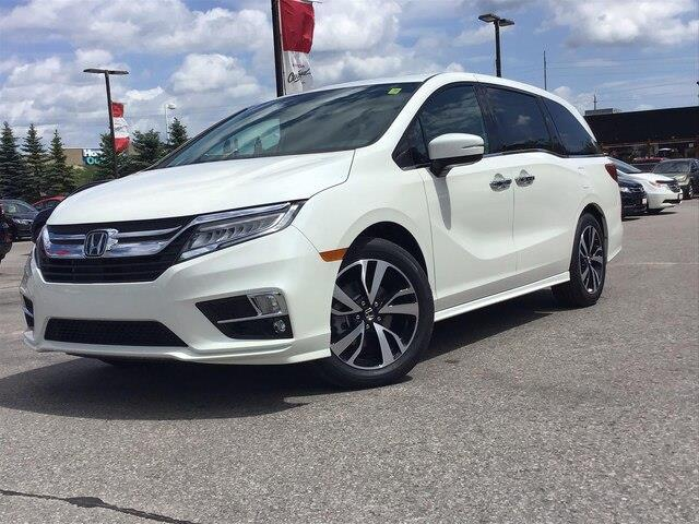 2020 Honda Odyssey Touring (Stk: 20427) in Barrie - Image 1 of 22