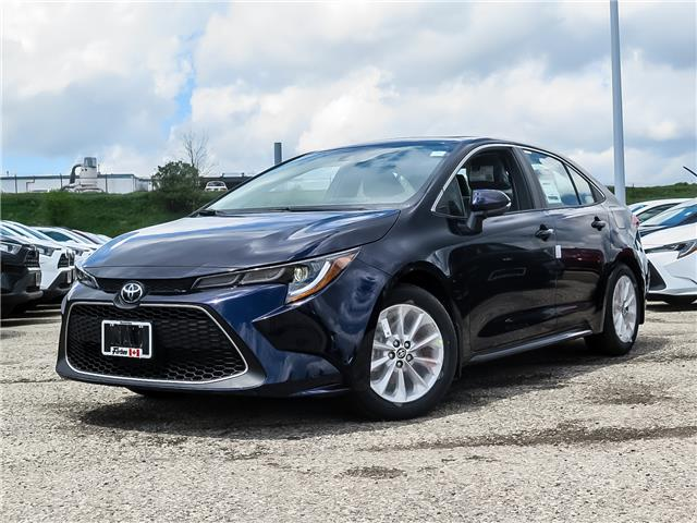 2020 Toyota Corolla XLE (Stk: 02033) in Waterloo - Image 1 of 19