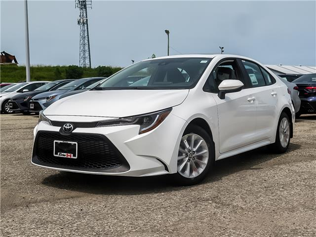 2020 Toyota Corolla LE (Stk: 02067) in Waterloo - Image 1 of 18