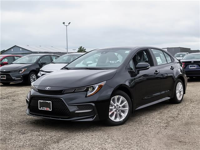 2020 Toyota Corolla SE (Stk: 02071) in Waterloo - Image 1 of 17