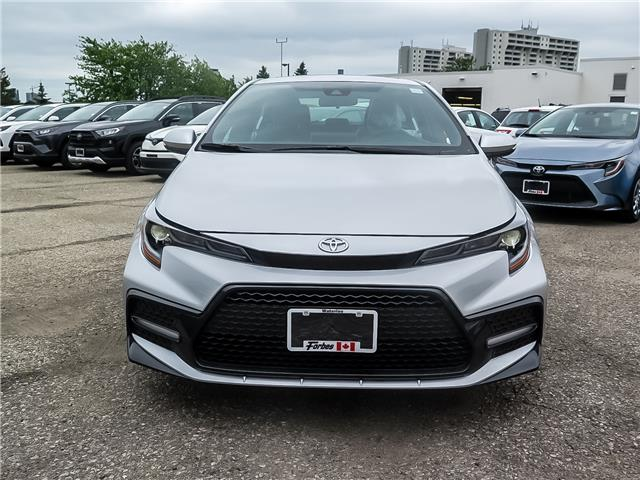 2020 Toyota Corolla SE (Stk: 02072) in Waterloo - Image 2 of 18