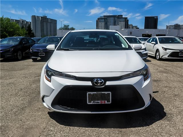 2020 Toyota Corolla LE (Stk: 02076) in Waterloo - Image 2 of 18