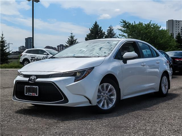 2020 Toyota Corolla XLE (Stk: 02085) in Waterloo - Image 1 of 19