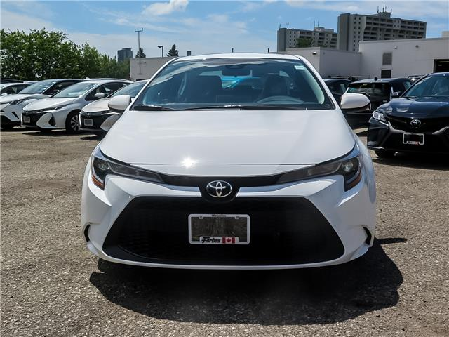 2020 Toyota Corolla LE (Stk: 02087) in Waterloo - Image 2 of 18