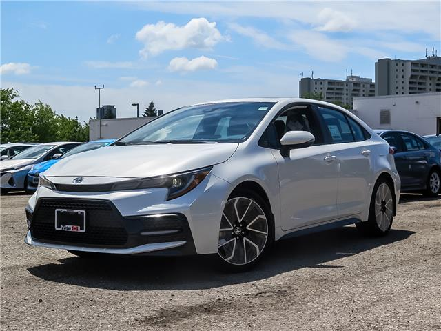 2020 Toyota Corolla XSE (Stk: 02088) in Waterloo - Image 1 of 18