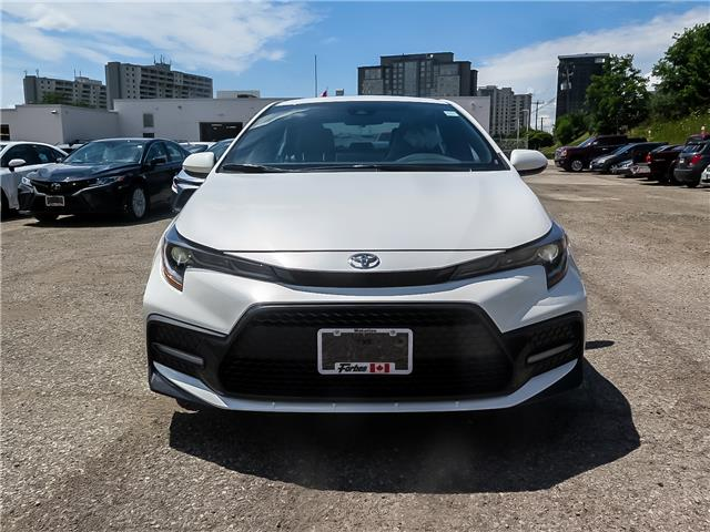 2020 Toyota Corolla XSE (Stk: 02088) in Waterloo - Image 2 of 18