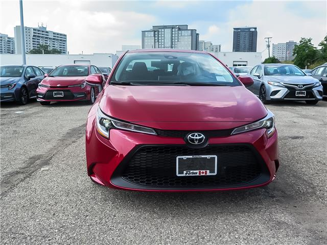 2020 Toyota Corolla LE (Stk: 02093) in Waterloo - Image 2 of 18